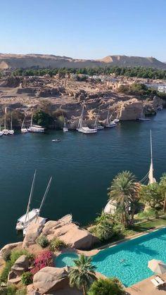 Lux Hotels, Travel Destinations, Travel Tips, Hidden Places, Aquaponics, Ancient Egypt, Adventure Travel, Beautiful Places, Africa