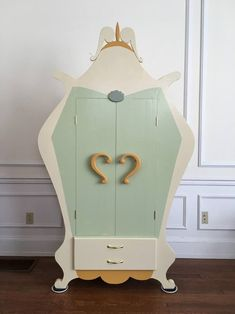 Omg beauty and the beast dresser custom made armoire i - Beauty and the beast bedroom furniture ...