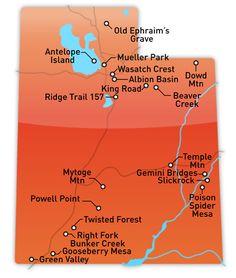 Utah Mountain Bike Trails | Utah.com