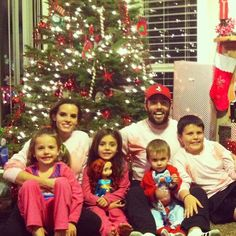 the shaytards! a family on youtube who does a video blog every day, that i have loved getting to watch  and see them grow through the years! theyre amazing.
