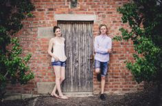 Geschwister - brother & sister - shooting