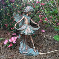 Suffolk Fairy Emily Statue