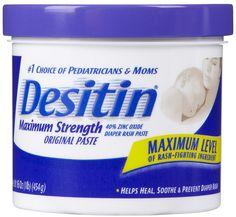 Creme Desitin - Máxima Proteção - 454g