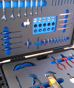 Supplying Visual Management and Lean Tools to world-class organisations in the UK and Europe. Tool Box Foam, Tool Drawer Organizer, Drawer Organisers, Tool Storage, Workshop Design, Workshop Storage, Garage Workshop, Garage Tool Organization, Garage Storage