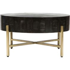 Toronto Coffee Table, Onyx - Coffee Tables - Accent Tables - Furniture