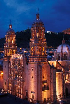 Cathedral Zacatecas