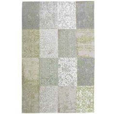 Cameo 8240 - Pale of Pistachio Rugs - buy online at Modern Rugs UK