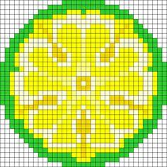 Game Of Thrones Tyrell Sigil Perler Bead Pattern / Bead Sprite