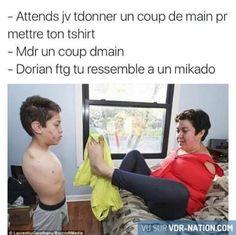 Les parents sont durs des fois xD #VDR #DROLE #HUMOUR #FUN #RIRE #OMG