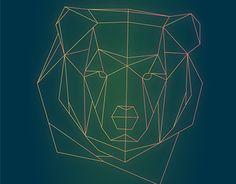 "Check out new work on my @Behance portfolio: ""Geometric Animals Set"" http://be.net/gallery/48988615/Geometric-Animals-Set"
