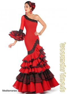 vestidos de sevillanas - Buscar con Google Flamenco Costume, Flamenco Dancers, Costume Dress, Propositions Mariage, Spanish Dress, Latin Dance Dresses, Flamenco Dresses, Spanish Fashion, Indian Designer Outfits