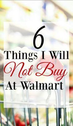 I'm  Walmart shopper