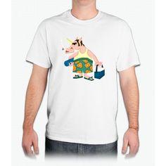 Last Days Of Summer Unicorn - Mens T-Shirt