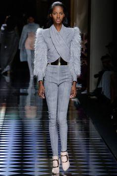 7edfd791d9e BALMAIN FALL WINTER 2016 Paris Fashion