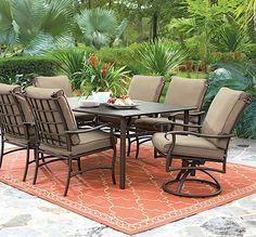 Gabriel 7-Piece Outdoor Dining Set