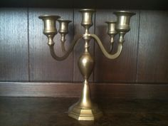 Vintage 5 Head Candelabra / English Shop by EnglishShop on Etsy, £49.00