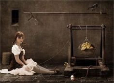 Dark Fairy Taletography - The Morbid Photo Manipulation of Larissa Kulik (GALLERY)