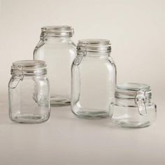 It's all about storage. These contains keep your good fresh longer #zerowaste #plasticfree