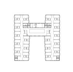Gallery of Retirement Home / meier + associés architectes - 19