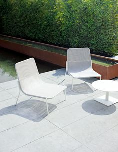 Chairs by Paola Lenti