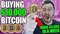 cool #Buying $10,000 Worth of Bitcoin and Cryptocurrency! (NOT CLICKBAIT | $10,000 INVESTMENT EXPERIMENT) -VIDEO