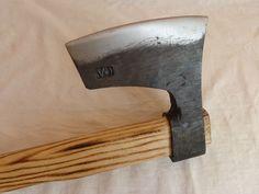Viking Steel AXE Bushcraft Hatchet Camping Hiking Hunting Forest Survival Tool | eBay
