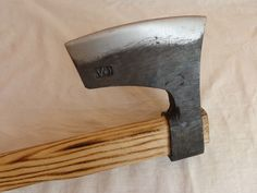 Viking Steel AXE Bushcraft Hatchet Camping Hiking Hunting Forest Survival Tool | eBay