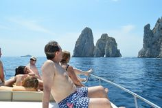 A great day out including Amalfi, Positano, Nerano and Capri. Amalfi Sails will plan the perfect luxury yacht charter!  Web Site: www.amalfisails.com E-Mail: info@amalfisails.it