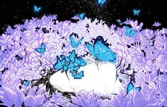 Garden in the Dark Series by Aster Hung   The Dancing Rest https://thedancingrest.com/2016/10/05/garden-in-the-dark-series-by-aster-hung/