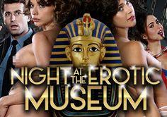 Paródia pornô de Noite no Museu