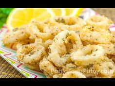 Easy Calamari Recipe