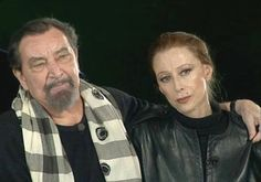Maya Plisetskaya and Maurice Béjart