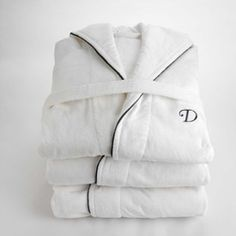 Soft, cosy bathrobe from The Dorchester, London #gifts