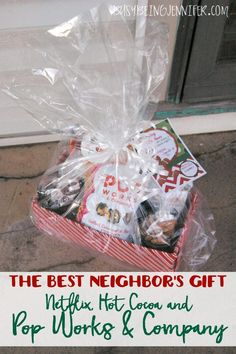 The Best Neighbors Gift Ever! - Busy Being Jennifer