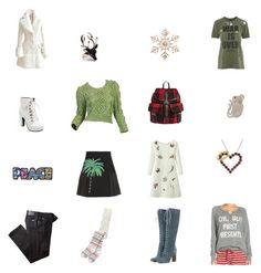 """""""Style #8 * the Christmas edition *"""" by annacullart ❤ liked on Polyvore featuring WithChic, John Lewis, And Finally, Under One Sky, Talbots, Retrò, FAUSTO PUGLISI, BRAX, Etro and P.J. Salvage"""