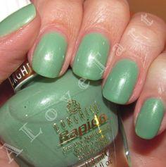 Mint green, Borghese Menta