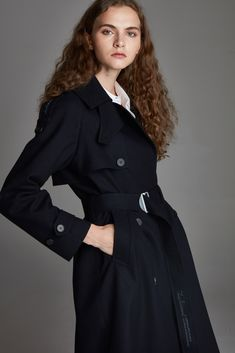 Coat, Jackets, Black, Fashion, Down Jackets, Moda, Sewing Coat, Black People, Fashion Styles