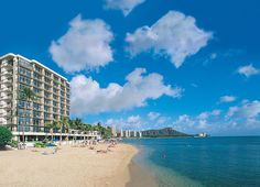 Outrigger Reef On the Beach, Honolulu