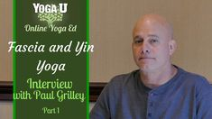 In this interview, Yin Yoga Teacher Paul Grilley speaks to YogaUOnline at the 2015 Fascia Research Congress. Paul discusses his interest in fascia as it rela...