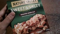 Nature Valley roasted nut review Roasted Nuts, Granola Bars, Nut Butter, Hilarious, Funny, Stuffed Mushrooms, Make It Yourself, Random, Link