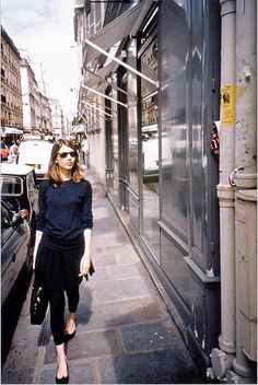 sofia coppola in paris