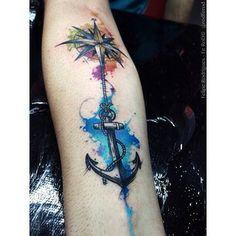 Ancor atlas tattoo