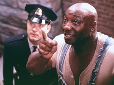 The Green Mile. Get a box of tissues ready for them there tears.