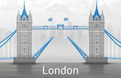 The London Tower Bridge