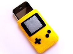 gameboy felt case