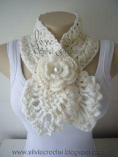 very pretty scarf