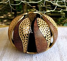 Contrasts Gourd Art