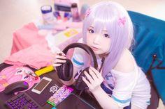 Cosplay Sagiri Izumi cực xinh xắn và đáng yêu
