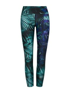 WE ARE HANDSOME Jag Active Capri Leggings from Fashercise