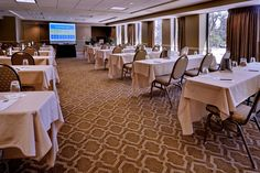 One of our Assembly Rooms. Madison, Wisconsin Hotel.
